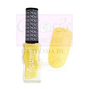 SDP09 Pastel Yellow Esmalte de arena Konad 9.5 ml