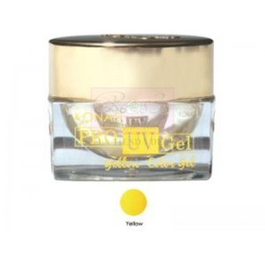 Konad Pro UV Color Gel. YELLOW