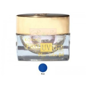 Konad Pro UV Color Gel. BLUE