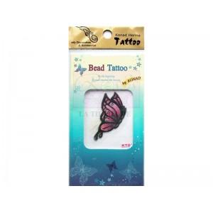 Tatuaje relieve-KTG09 Konad