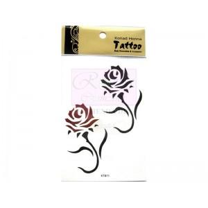 Henna Tattoo - KTB11