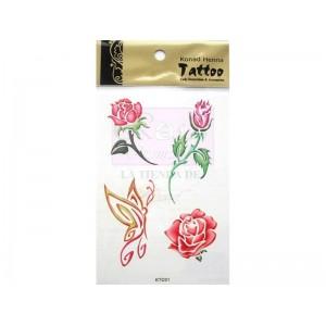 Henna Tattoo - KTC01