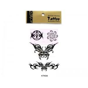 Henna Tattoo - KTK04