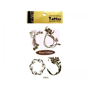 Henna Tattoo - KTK11
