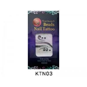 Konad Nail Beads Tatto KTN03