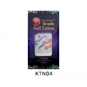 Konad Nail Beads Tatto KTN04