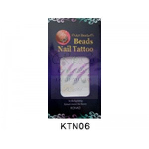 Konad Nail Beads Tatto KTN06