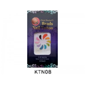 Konad Nail Beads Tatto KTN08