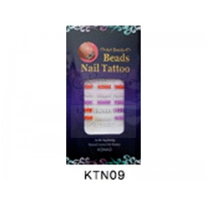 Konad Nail Beads Tatto KTN09