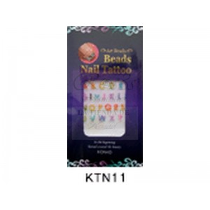 Konad Nail Beads Tatto KTN11