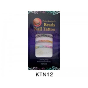 Konad Nail Beads Tatto KTN12
