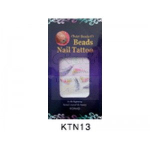 Konad Nail Beads Tatto KTN13