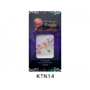 Konad Nail Beads Tatto KTN14