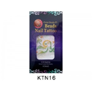 Konad Nail Beads Tatto KTN16