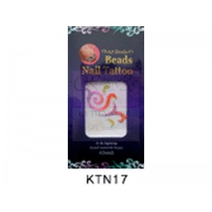 Konad Nail Beads Tatto KTN17