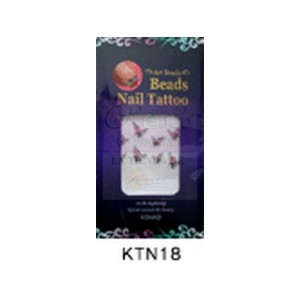 Konad Nail Beads Tatto KTN18