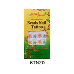 Konad Nail Beads Tatto KTN20