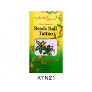Konad Nail Beads Tatto KTN21