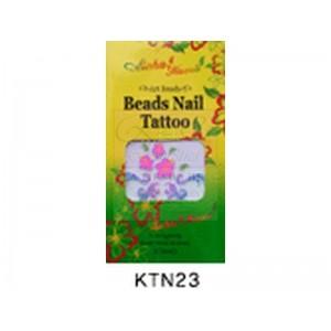 Konad Nail Beads Tatto KTN23