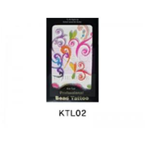 Konad Pro Beads Tattoo-KTL02