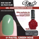 17-Pastel Green Rose 11 ml