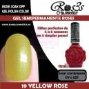 18-Yellow Rose 11 ml