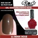 22-Mink Rose 11 ml
