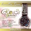 ESMALTE ROS3S: 09 BLACK ROSE