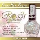 ESMALTE ROS3S: 11 SILVER ROSE