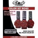 Gel Color Set Ros3s + Regalo