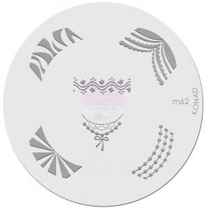 Placa de diseños. m62