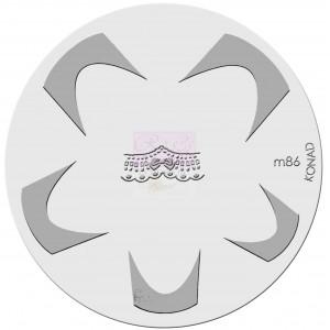 Placa de diseños. m86