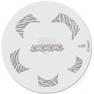 Placa de diseños. m88