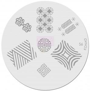 Placa de diseños. s6