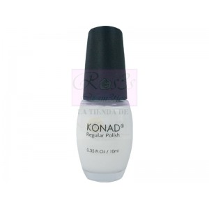 SOLID WHITE Esmalte regular Konad.10ml.