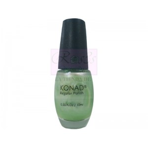 LIGHT GREEN Esmalte regular Konad.10ml.