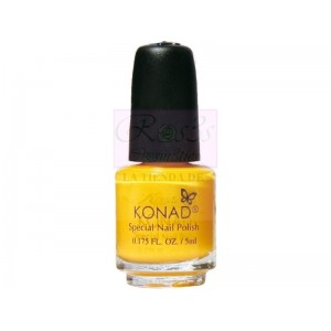 Yellow P06 Esmalte Especial Konad  5ml.