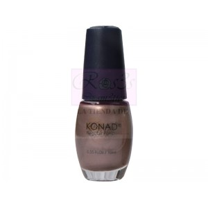 SHINING BROWN Esmalte regular Konad.10ml.