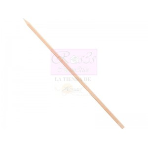 Orange Wood Stick (5 pcs )