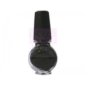 Esmalte Especial G25 BLACK Konad 11ml