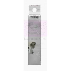 Pincel decoración brillo Metal A102