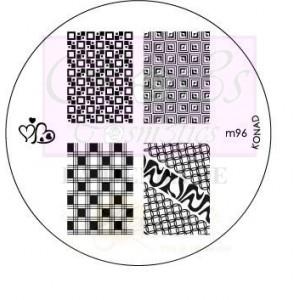 Placa de Diseños. m96