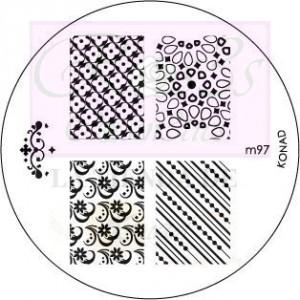 Placa de Diseños. m97