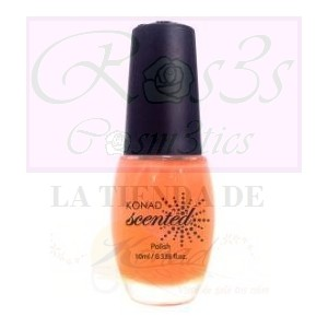 Orange Esmalte Perfumado 11ml Konad