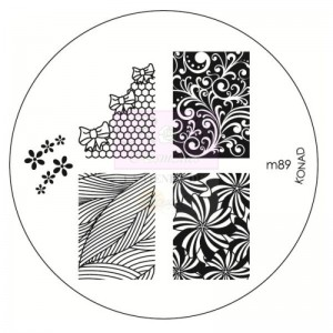 Placa de Diseños. m89