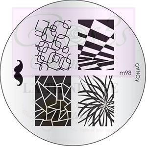 Placa de Diseños. m98