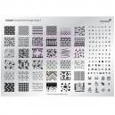 Placa de diseños Colección 5 KONAD